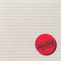 The Boss - Congo