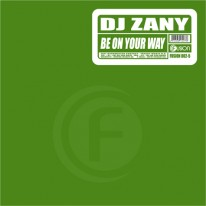 DJ Zany - Be on Your Way / Ardesso