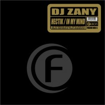 DJ Zany - Hectik / In My Mind