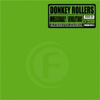 Donkey Rollers - Immeasurably / Revolutions