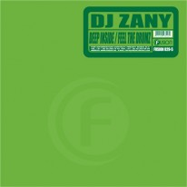 DJ Zany - Deep Inside / Feel The Drumz