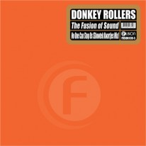 Donkey Rollers - The Fusion Of Sound / No One Can Stop Us (Showtek Kwartjes Mix)