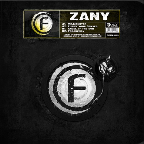 Zany - Mr. Monster