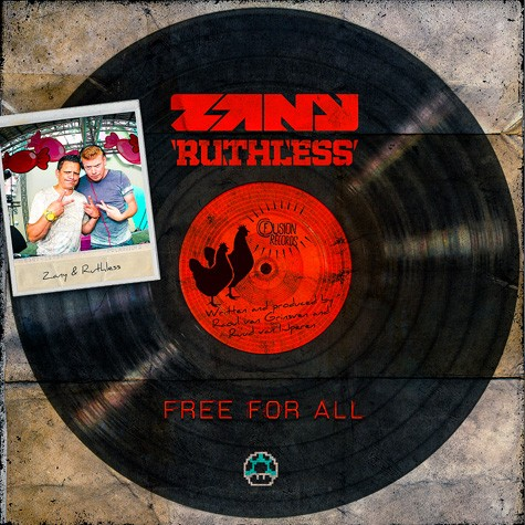 Zany & Ruthless - Free For All