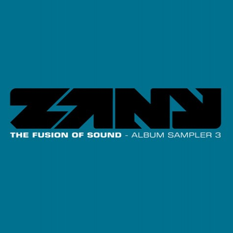 Zany - The Fusion Of Sound - Album Sampler 3