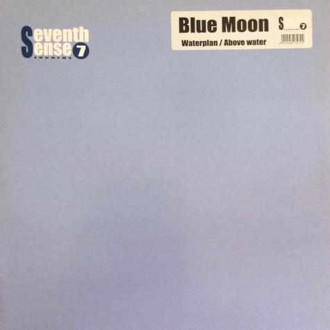 Blue Moon - Waterplan / Above Water